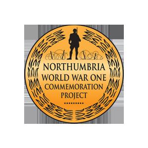 northumbria World War One Project Logo